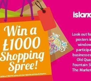 WIN a £1000 Shopping Spree in Guernsey!