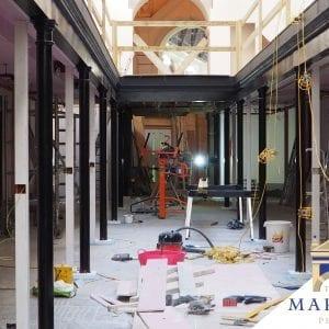 Market Buildings Development Update